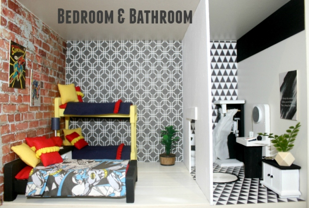 BedroomBathroom